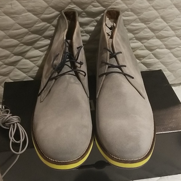 *New* Gray Bertino Men Shoes